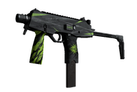 MP9   Deadly Poison (Field-Tested)