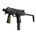 MP9 | Deadly Poison <br>(Factory New)