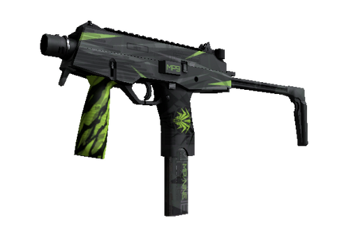 Buy MP9 | Deadly Poison (Minimal Wear)