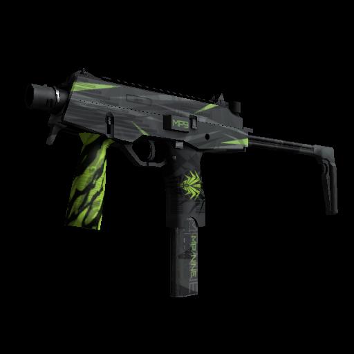 MP9 | Deadly Poison - gocase.pro