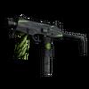 MP9 | Deadly Poison (Minimal Wear)