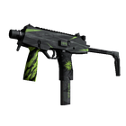 MP9 | Deadly Poison (Minimal Wear)