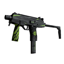 StatTrak™ MP9 | Deadly Poison (Minimal Wear)