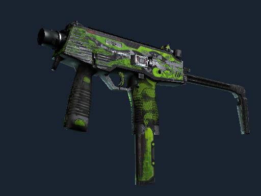 Скин MP9   Гидра (Закаленное в боях)