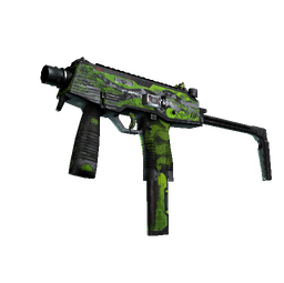 MP9 | Hydra (Battle-Scarred)