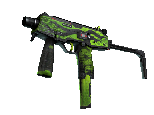 StatTrak™ MP9 | Hydra (Field-Tested)
