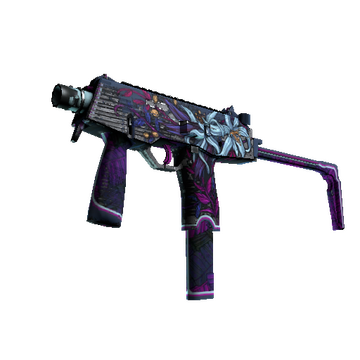 MP9 | Wild Lily (Field-Tested)