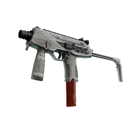 MP9 | Airlock (Well-Worn)