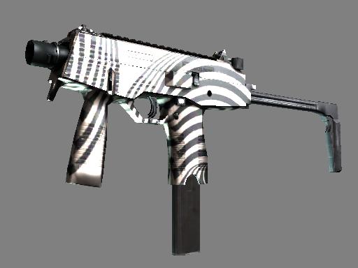 MP9 | Hypnotic (Minimal Wear)