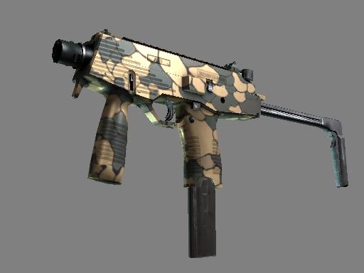 Скин MP9 | Пыльный осадок (Прямо с завода)