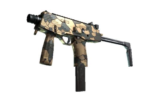Buy StatTrak™ MP9 | Sand Scale (Minimal Wear)