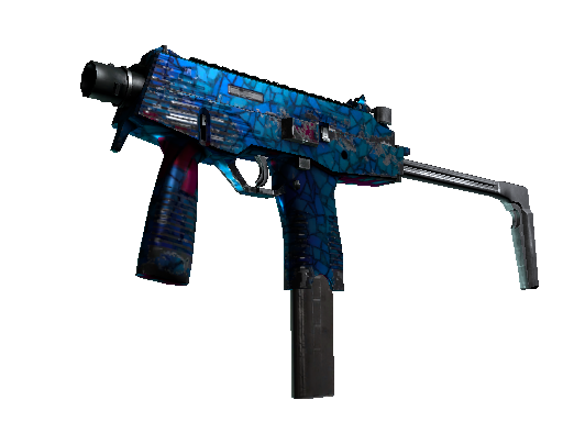 MP9 | Stained Glass Field-Tested