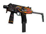 Weapon CSGO - MP9 Rose Iron