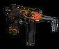 StatTrak™ MP9 | Rose Iron (Factory New)