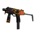 StatTrak™ MP9 | Rose Iron <br>(Factory New)