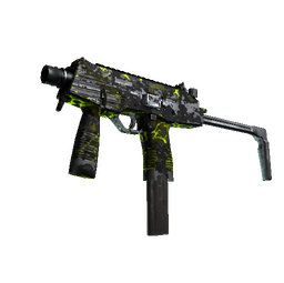 StatTrak™ MP9 | Bioleak (Battle-Scarred)