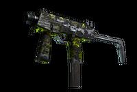 MP9   Bioleak (Battle-Scarred)