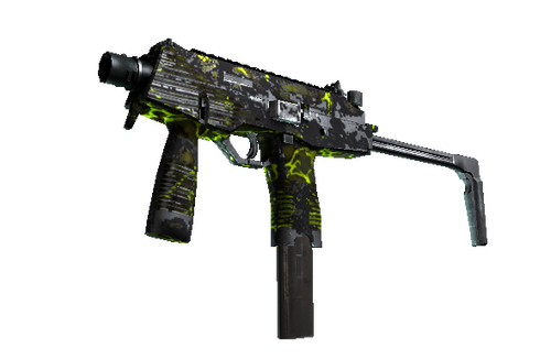 Buy MP9 | Bioleak (Battle-Scarred)