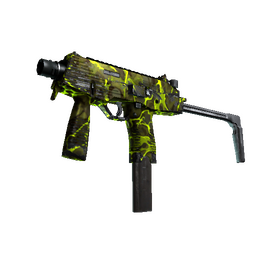 StatTrak™ MP9 | Bioleak (Well-Worn)