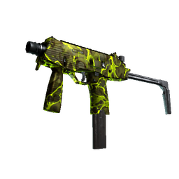 StatTrak™ MP9 | Bioleak (Minimal Wear)