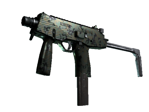 MP9 | Army Sheen (Field-Tested)