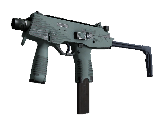 MP9 | Storm Well-Worn
