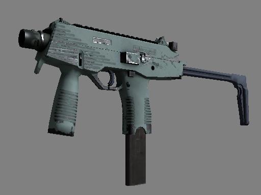Скин Сувенирный MP9 | Гроза (Поношенное)