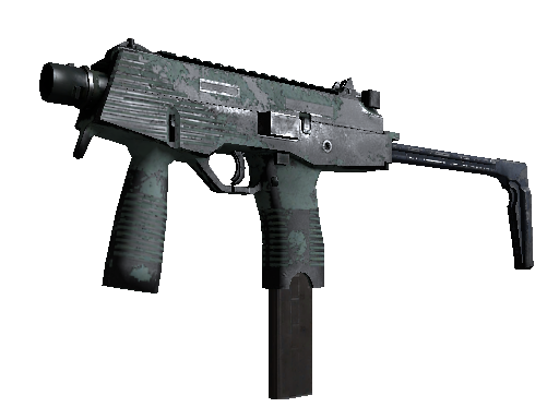 MP9 | Storm Battle-Scarred