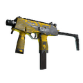 MP9 | Bulldozer <br>(Battle-Scarred)