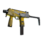 MP9 | Bulldozer (Battle-Scarred)