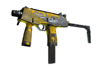 MP9   Bulldozer (Battle-Scarred)