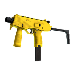 MP9 | Bulldozer (Minimal Wear)