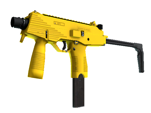 Restricted MP9 Bulldozer