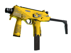 MP9 | Бульдозер (Поношенное)