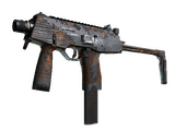 MP9 | Orange Peel (Battle-Scarred)