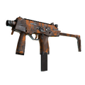 MP9 | Orange Peel <br>(Field-Tested)