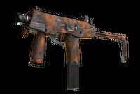 MP9   Orange Peel (Field-Tested)