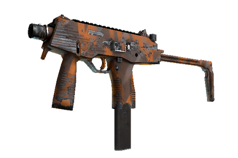 Buy MP9 | Orange Peel (Field-Tested)
