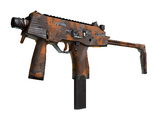 MP9 | Orange Peel Field-Tested
