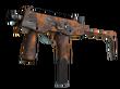 MP9 Orange Peel