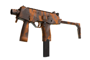 Mp9 Orange Peel Minimal Wear