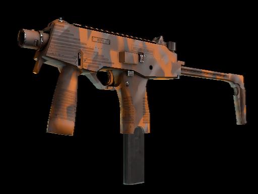 MP9 | Orange Peel
