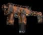 MP9 | Orange Peel (Minimal Wear)