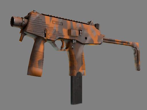 Скин MP9 | Апельсиновая корка (Прямо с завода)
