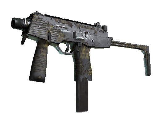 MP9 | Dry Season Battle-Scarred