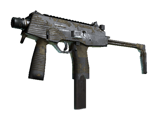 MP9 | Sand Dashed Battle-Scarred