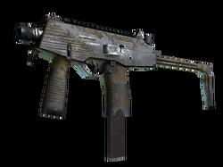 MP9 | Песчаная штриховка (Закаленное в боях)