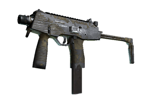 Buy MP9 | Sand Dashed (Battle-Scarred)