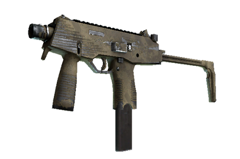Buy MP9 | Sand Dashed (Field-Tested)