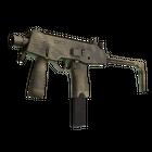 MP9 | Sand Dashed (Minimal Wear)